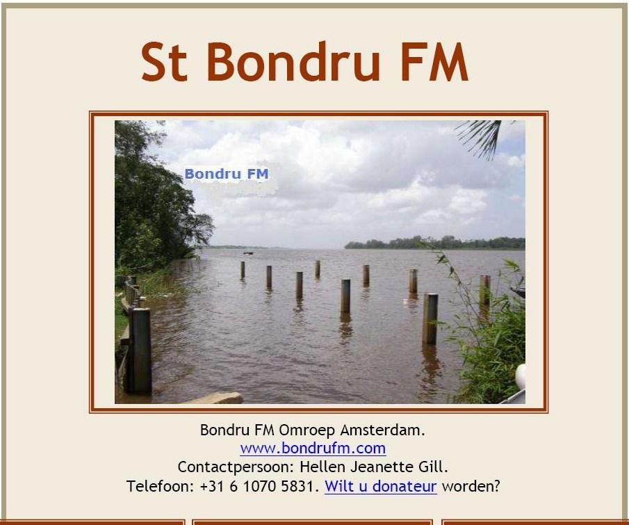 Stichting Bondru FM.