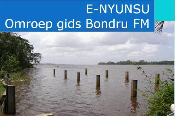 Bondru FM omroep gids