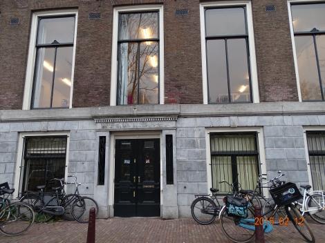 Het Vrouwenhuis in Amsterdam, Akantes, tot 2014.