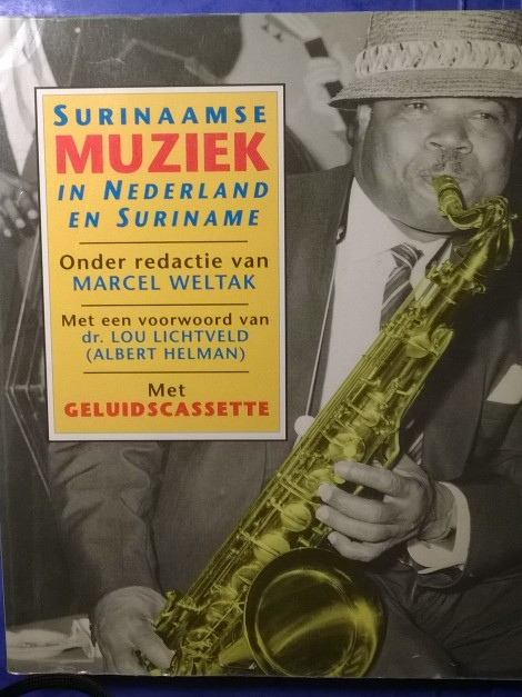 Surinaamse Muziek in Nederland en Suriname.