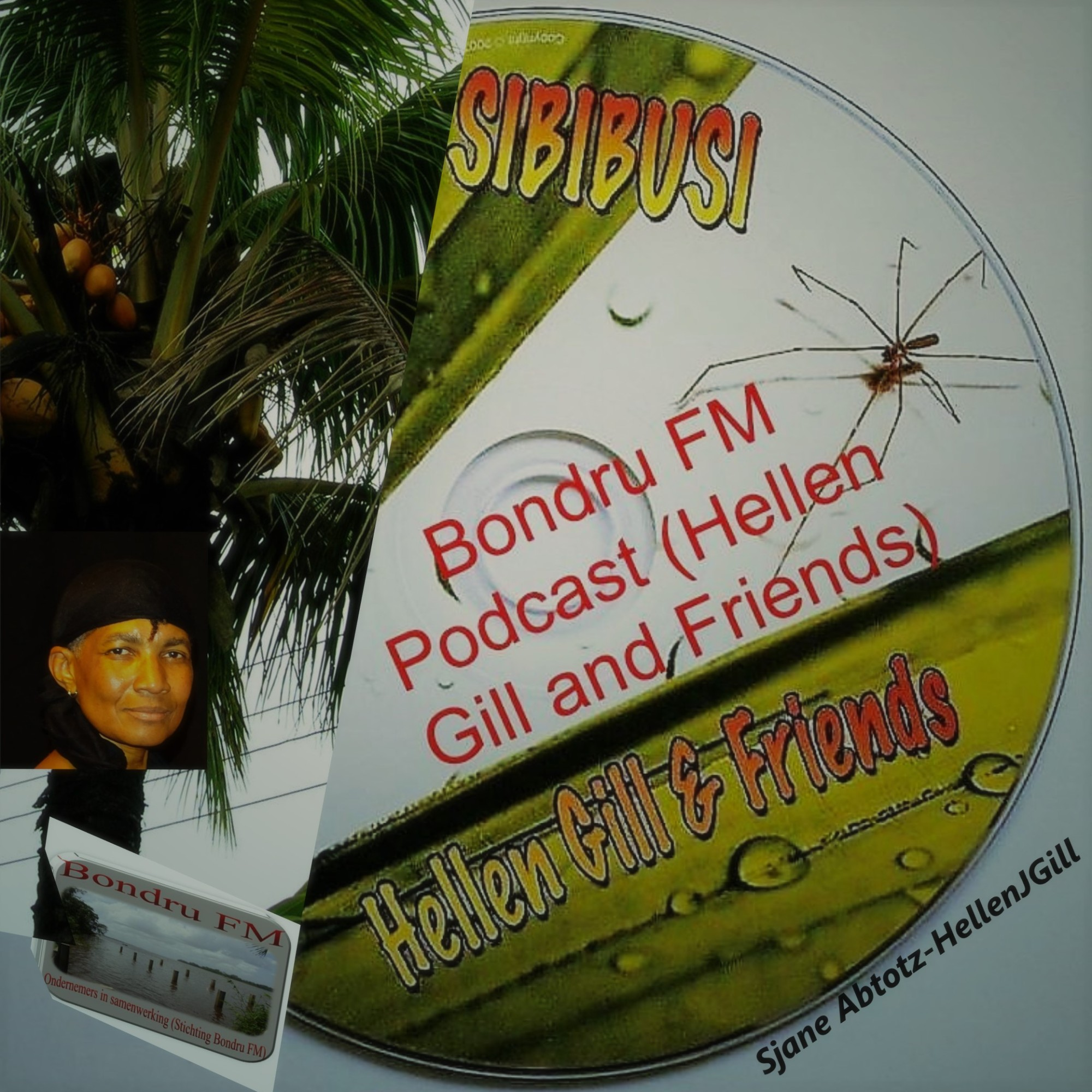 Bondru FM Podcast Category (Arts and Culture). Find members of Network Hellen Gill and Friends, Online in search engines.